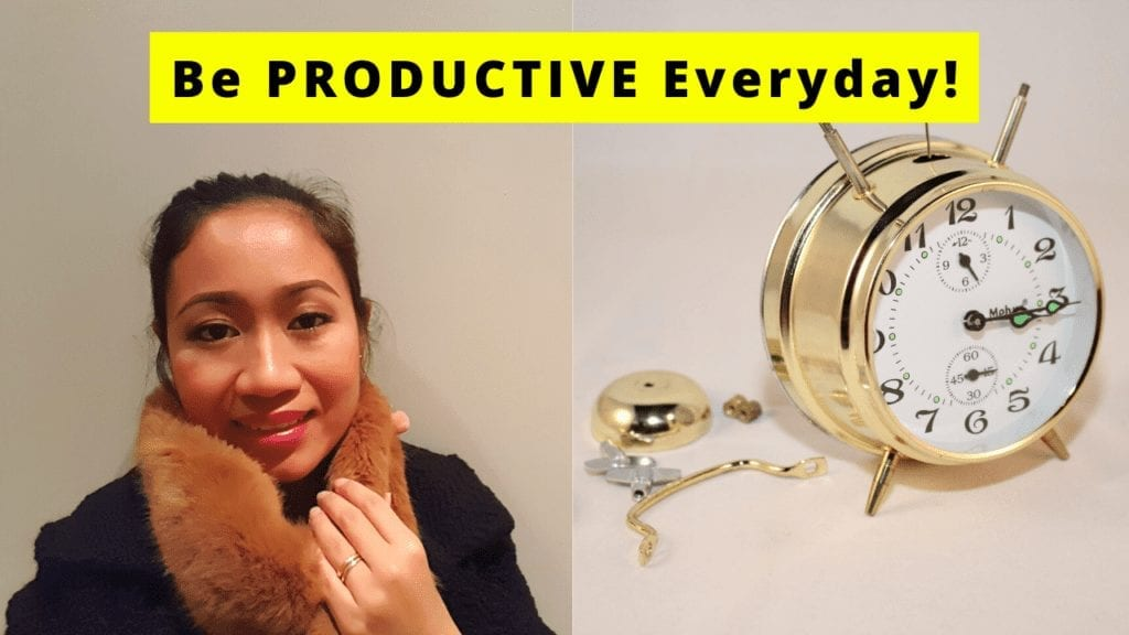 How to be Productive Everyday_Pinoy Real