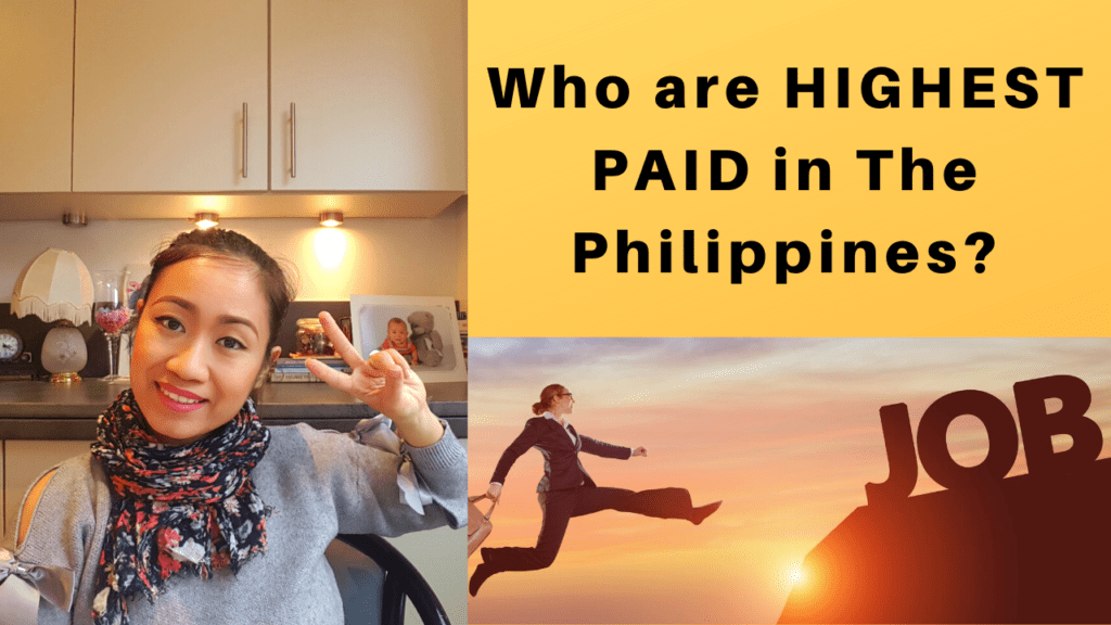 10 Highest Paid Jobs_Philippines_Pinoy Real