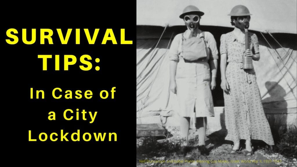 City Lockdown_Coronavirus_Survival Tips_Pinoy Real