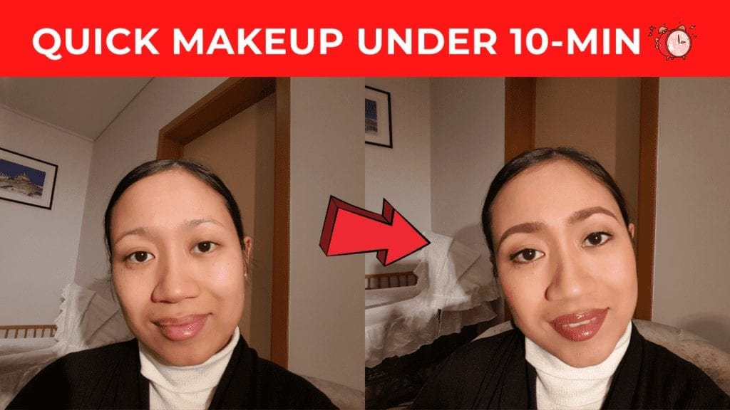Makeup in 10Min for Busy Moms_Pinoy Real
