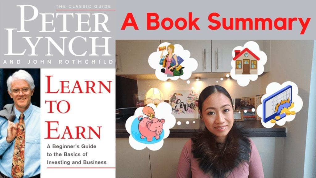 Learn To Earn_Peter Lynch & John Rothchild_Book Summary_Pinoy Real_Thumbnail