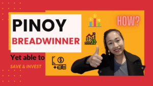 How to save money as a filipino breadwinner_Pinoy real