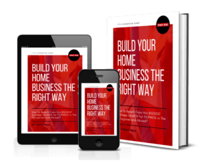 Build Your Home Business The Right Way 3D