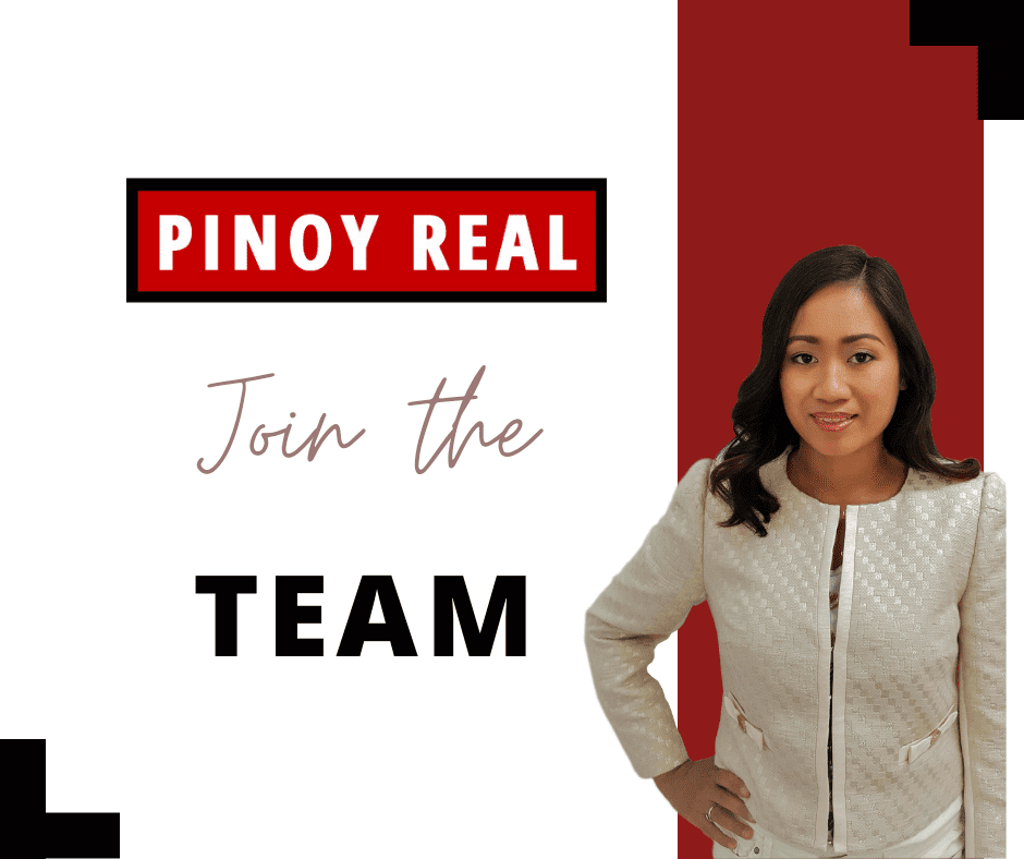 Join the team - Pinoy Real