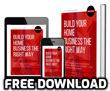 build your home business the right way ebook 3D cover free download